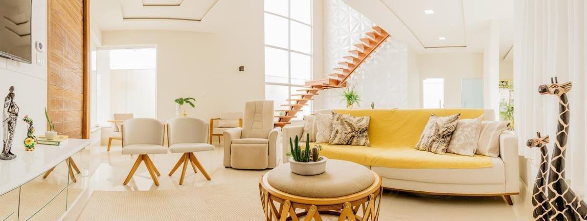 Dom urządzony w funkcjonalny i stylowy sposób